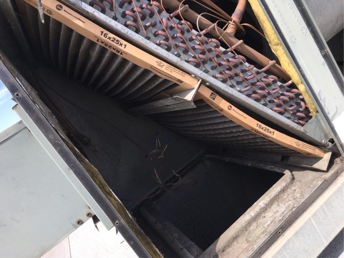 Commercial- HVAC diagnostic