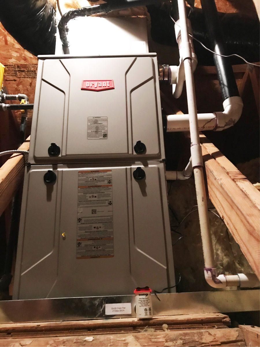 915SB42060E17 System Installation in Fremont, California
