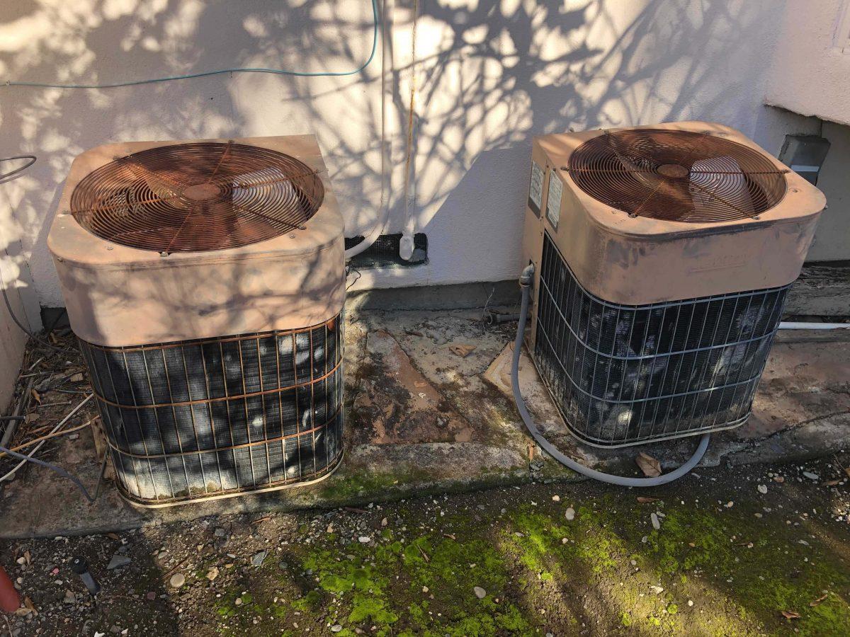 HVAC 821TA48090V17 System replacement in Los Altos Hills, California