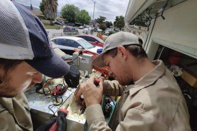 HVAC, Appliance Repair, Refrigeration, Electrical in San Jose, CA