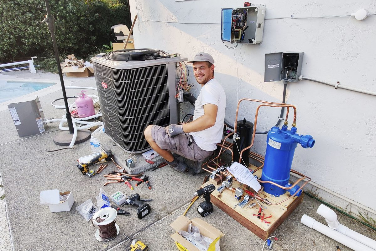 Heating, Air Conditioning, Refrigeration, Electrical in San Jose, CA