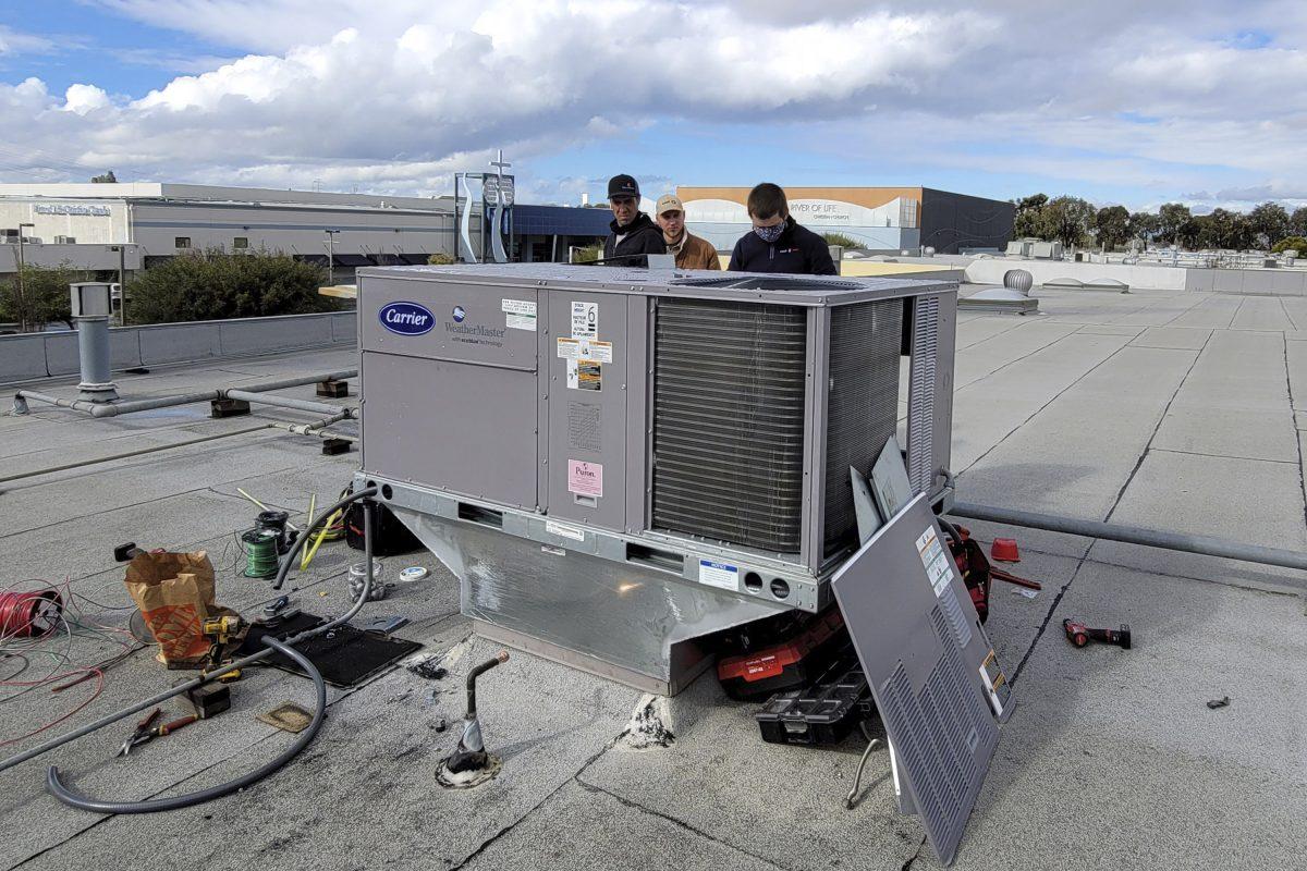 HVAC, Air Conditioner, Heater Installation in San Jose, CA