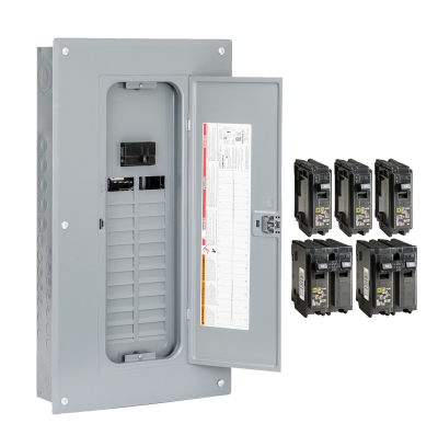 Electrical Panel Installation and Replacement