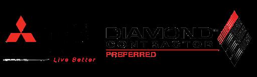 Mitsubishi Preferred Diamond Contractor