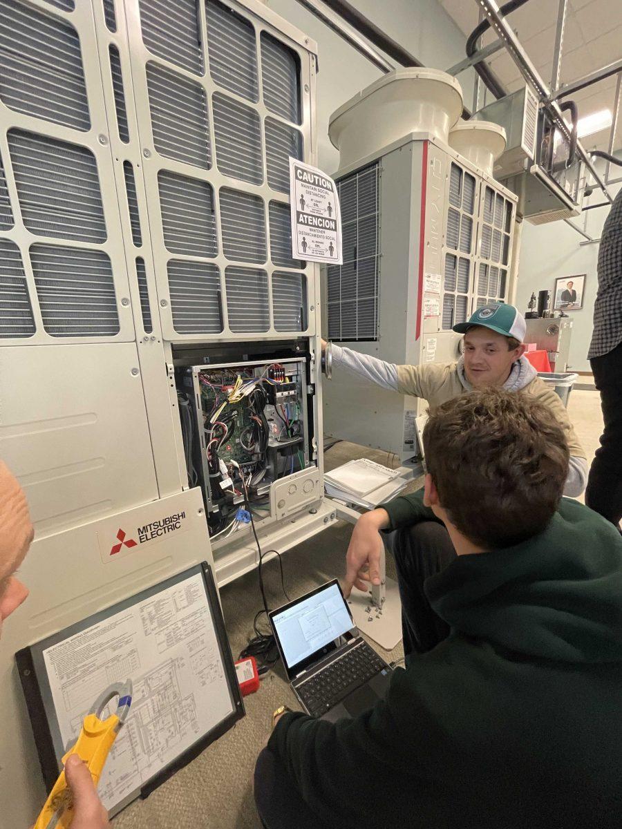 VRF System Service & Maintenance