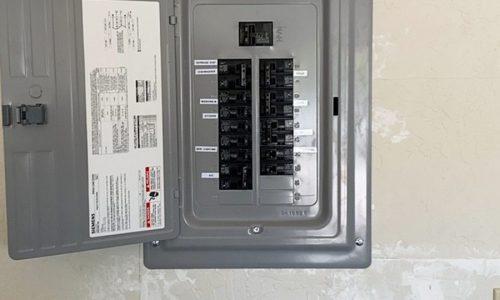 Electric Panel Replacement in San Jose, California