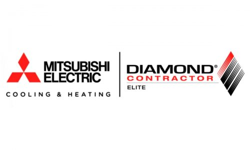 Fuse Service, Refrigeration, Electrical & Appliance Repair became certified Mitsubishi Elite Diamond contractor