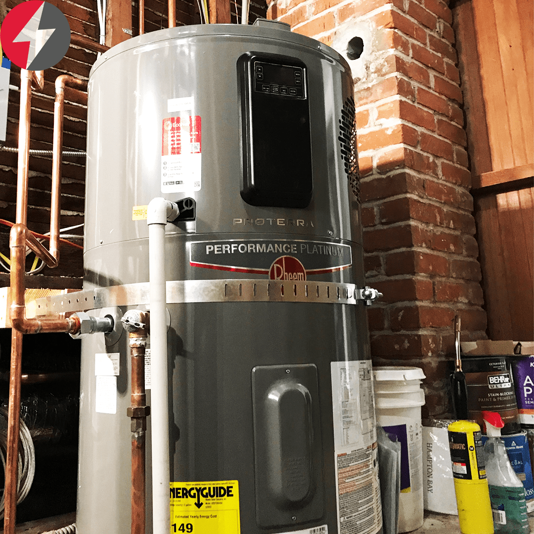 Install Heat Pump Water Heater with FUSE and get up to $2500 rebate.