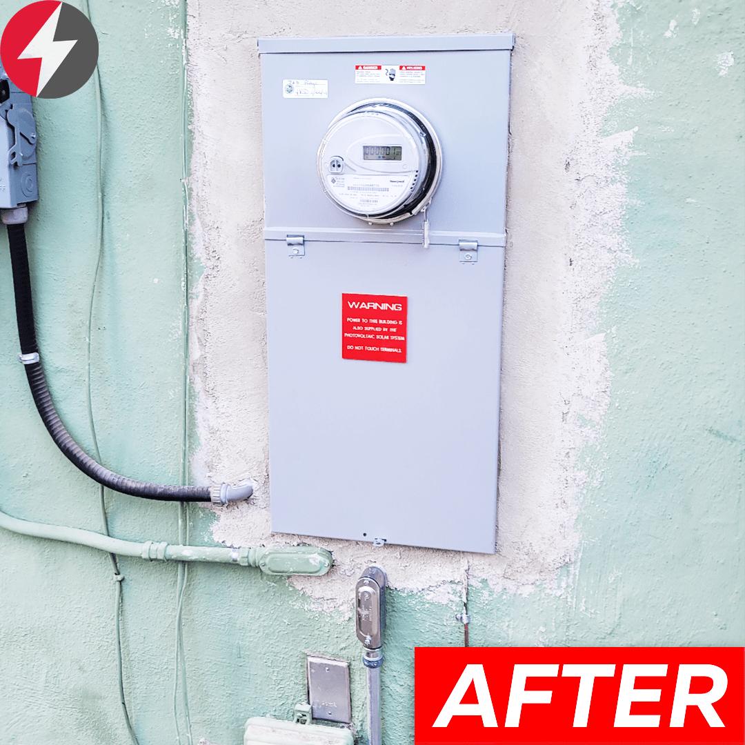 Electrical Panel Installation in Santa Clara, California