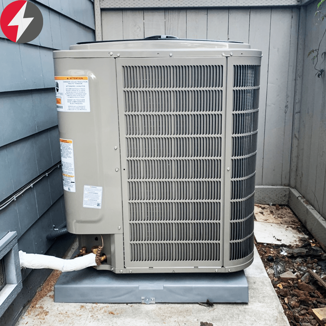 HVAC 926TB48080V17 installation in Redwood City, California