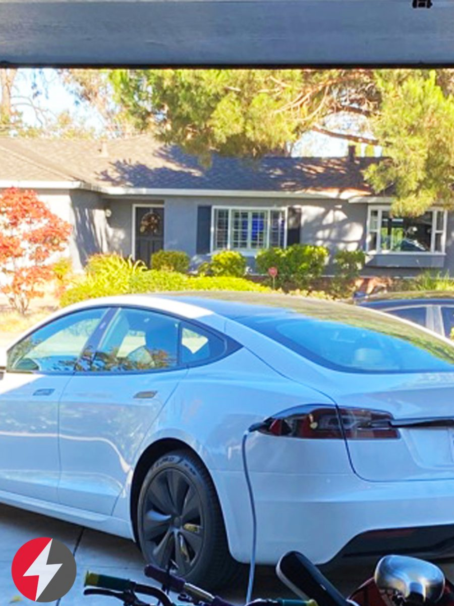 Electrical Vehicle Charger Installation in Mountain View, California