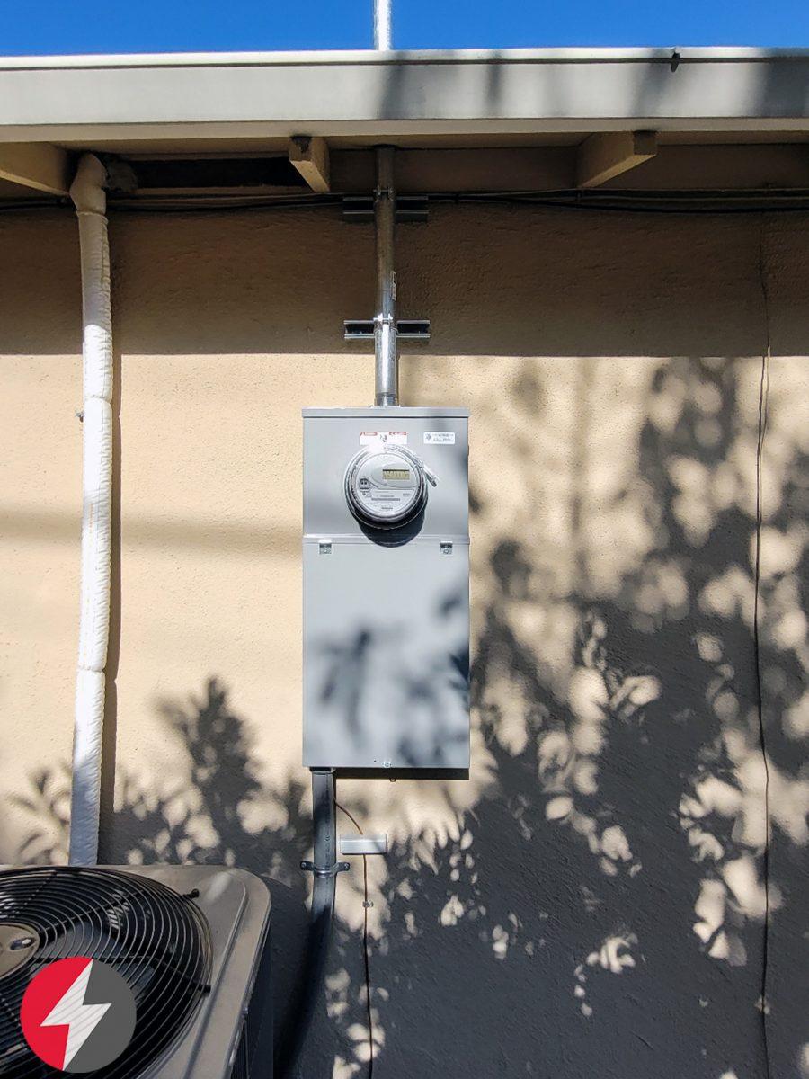 Electrical Panel Installation in Santa Clara