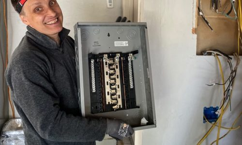Electrical Panel Replacement 200A in San Jose, California
